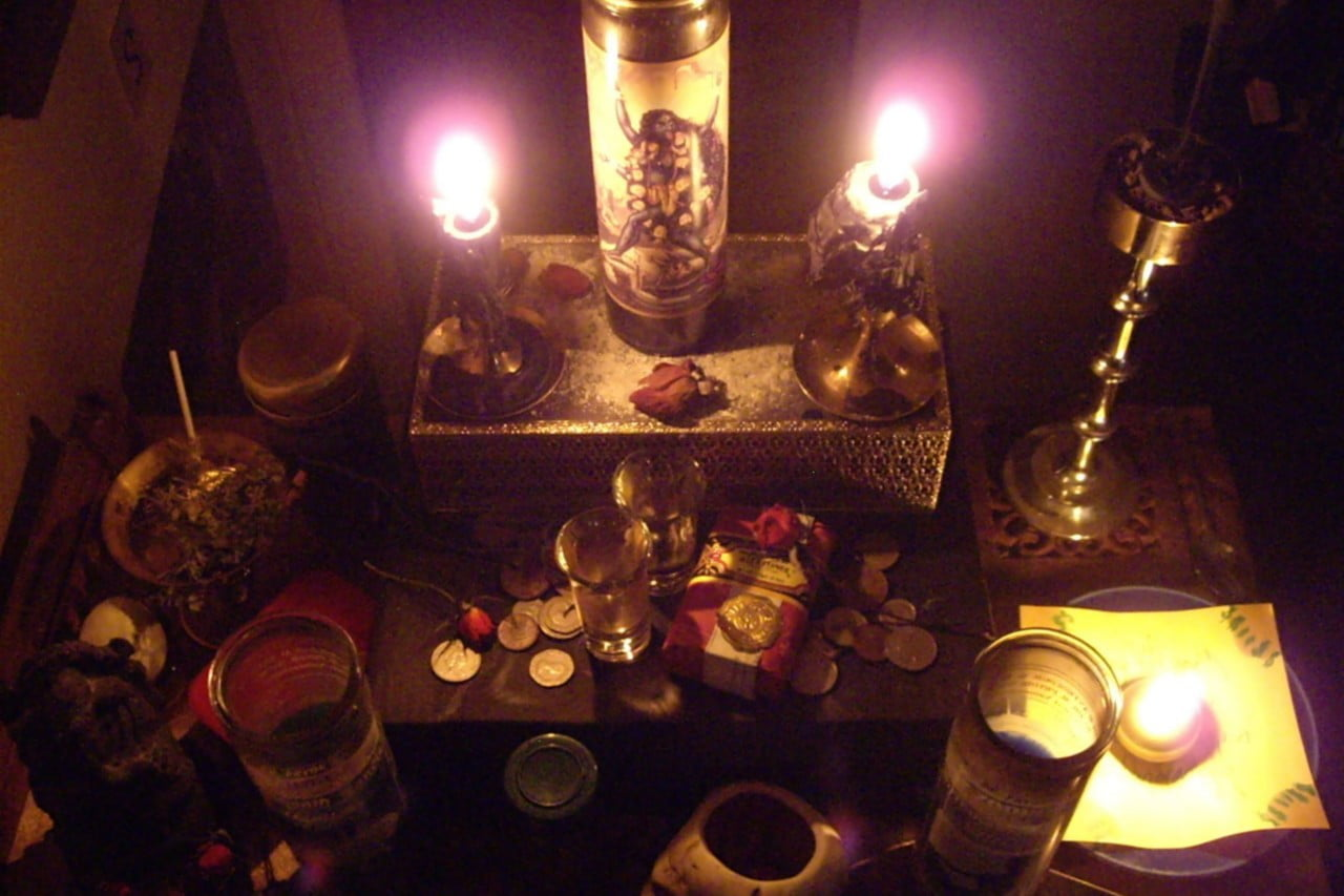 About spell casting