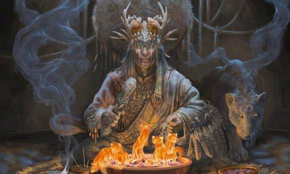 Powerful Shamanic Spells