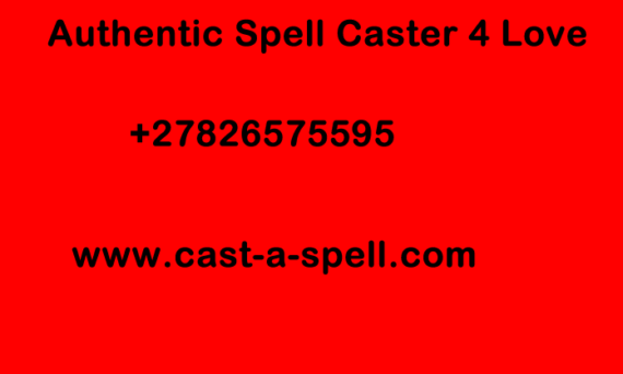 Authentic Spell Caster 4 Love